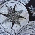 Vintage Compass T-Shirt Detail